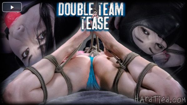 Veruca James - Double Team Tease (HD 720p) Cover