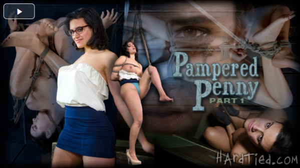 Penny Barber - Pampered Penny - Part 1 (HD 720p) Cover