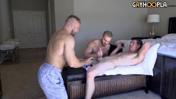 GH - Robbie Valentine, Bryce Beckett and Dustin Hazel
