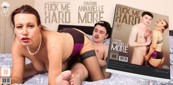 Annabelle More (EU) (40) - Naughty MILF Annabelle