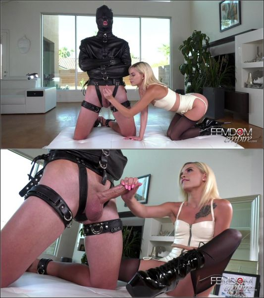 FemdomEmpire - Recycled Cum Treat (31.12.2019) (FullHD/1080p) [2019]