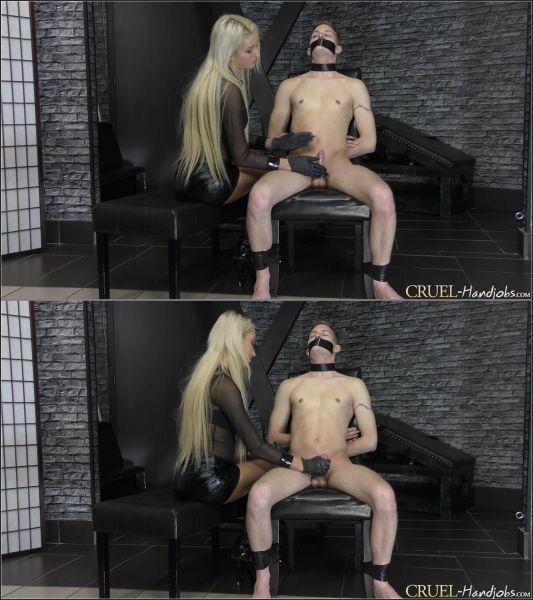 Cruel-Handjobs - Huge Orgasm with Ariel (FullHD/1080p) [2019]