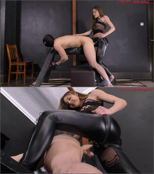 Mistress - Cruel-Strapon - Cruel Cock in His Ass (FullHD 1080p) [2019]