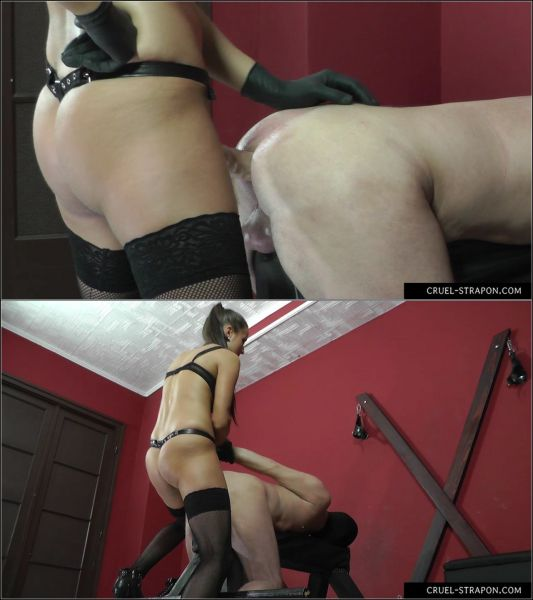 Mistress - Cruel-Strapon - Dont Touch (HD 720p) [2019]