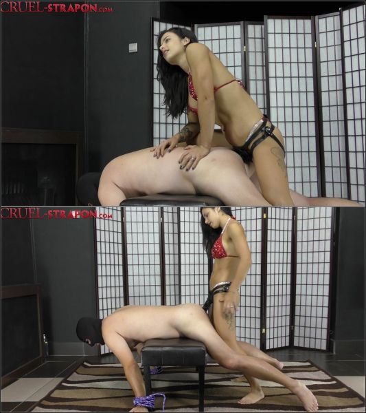 Mistress - Cruel-Strapon - Punishment With a Huge Cock 3 (HD 720p) [2019]