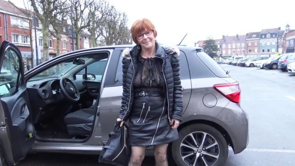 Martine - Martine, 70, cougar from Lens (19.01.2020) [FullHD 1080p] (JacquieetMichelTV)