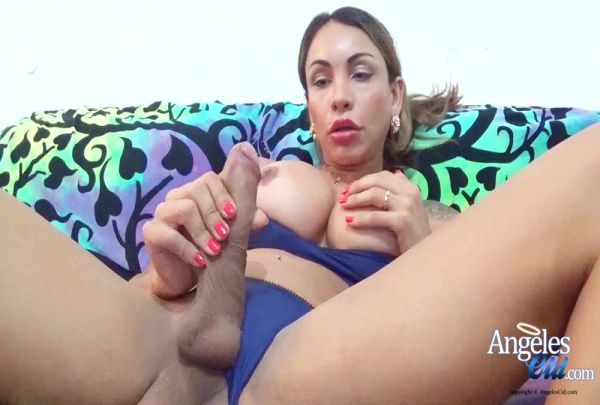 Angeles Cid - Homemade Cumload (AngelesCid/FullHD/2020)