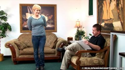 Real Spankings Network – Bobbie's Arrival