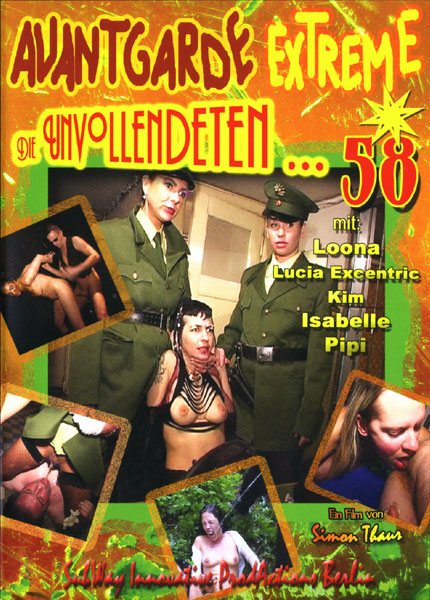 Avantgarde Extreme 58 Cover