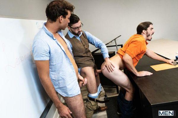 MN - Tim Hanes, Scott DeMarco, Damien Kyle - A Lesson In Love
