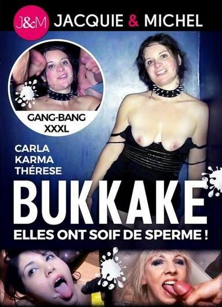 Bukkake Elles Ont Soif De Sperme - Bukkake They Are Thirsty For Cum [Gercot, Le coq enchante / Ja...