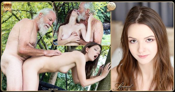 Young - №676 Photographing A Sexy Stranger (FullHD/1080p) [2019]