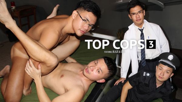 PF - Top Cops 3 - Blaze & Don
