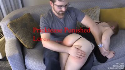 WorstBehaviorProductions – Pricktease Punished