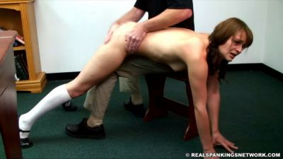 Syrena: Embarrassed & Spanked