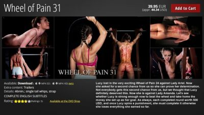 ElitePain – Wheel of Pain 31