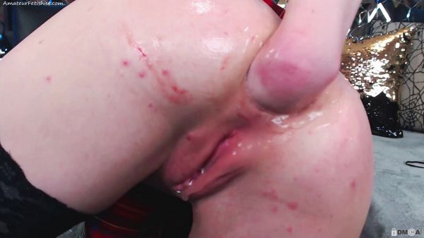 Anal Fisting - Pussy and Ass Finger Fist play close up (03.01.2020) (FullHD/1080p) [2020]