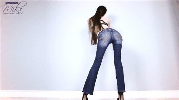 Empress Mika - Mesmerized by My Jeans