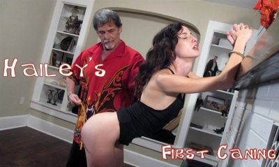 Hailey Triple Play 1 – First Caning