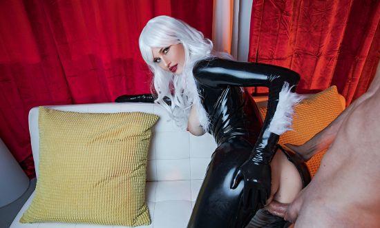 Black Cat a XXX Parody - Stella Cardo Oculus Rift