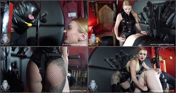 Mounted And Milked [RegalDomina] Suzanna Maxwell (2.77 GB)