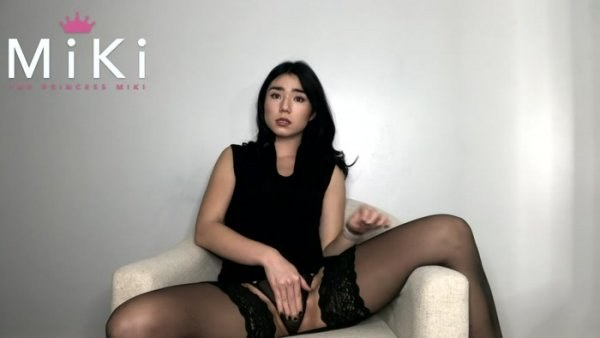 Princess Miki - Therapist-Fantasy from Hell