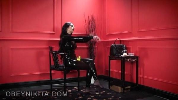 Obey Nikita - My Hidden Fetish