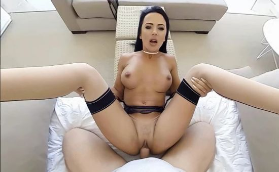 Shalina Devine Offers her Pussy and Butt for Luxury Smartphone