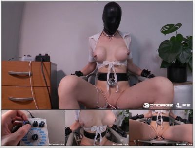 BondageLife – The Sybian Chair – 2/10/2020