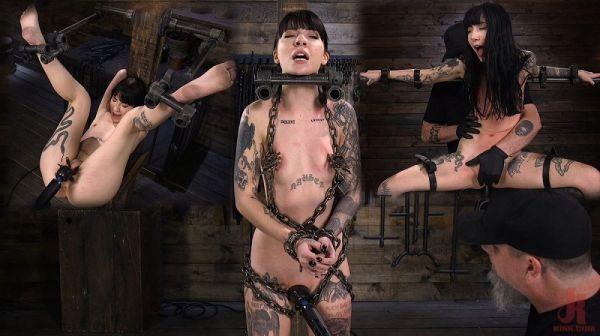 Kink - Charlotte Sartre: Gothic Torment in Diabolical Bondage
