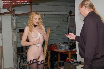 FirmHandSpanking – Amelia Rutherford – The Facility – F