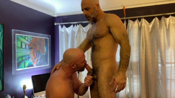 Rawfuckclub - Adam Russo & Pup Titan Take Control Of Jason Gauge Part 1