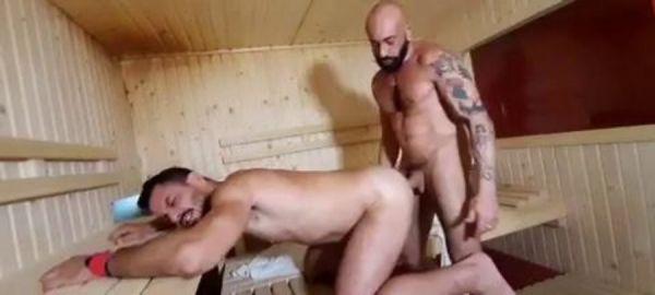Rawfuckclub - Gianni Maggio & Joe Gillis - Bred In The Steam Room