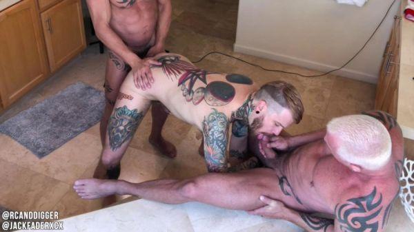 Rawfuckclub - Rcanddigger & Jack Fader - Boujee Bathroom Fuck - Pt 1