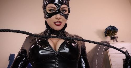 Princess Ellie Idol - Catwoman's purrfect tits