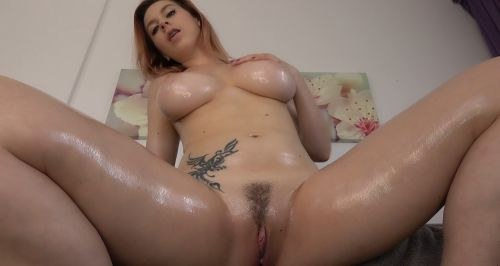 Miss Alisandra - Extra Creamy & Oily Orgasm