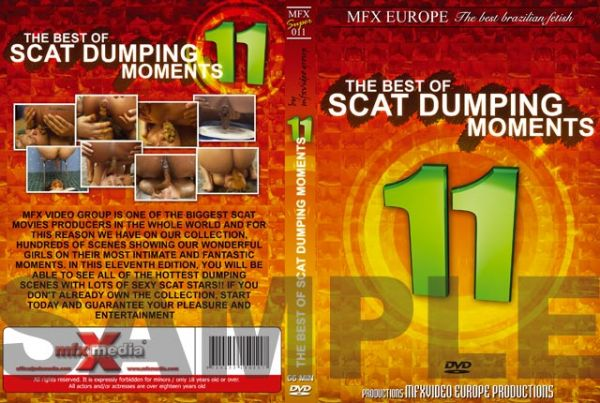 The Best of Scat Dumping Moments 11 - MFX-S011