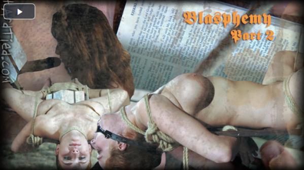 Ashlee Graham - Blasphemy - Part 2 ~ HD 720p Cover