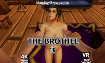 3DHentai The Brothel 3 (2020)