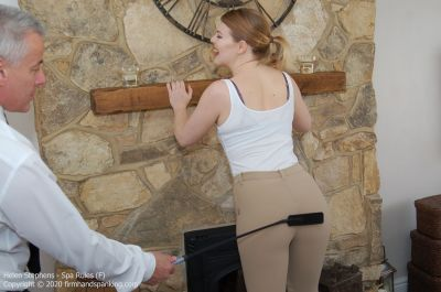 FirmHandSpanking – Helen Stephens – Spa Rules – F