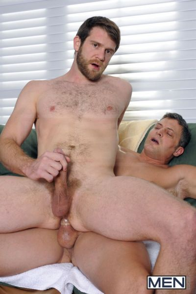MN - Str8 To Gay - The Sauna - Brenden Cage & Colby Keller