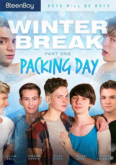 8teenBoy - Winter Break - Part One - Packing Day