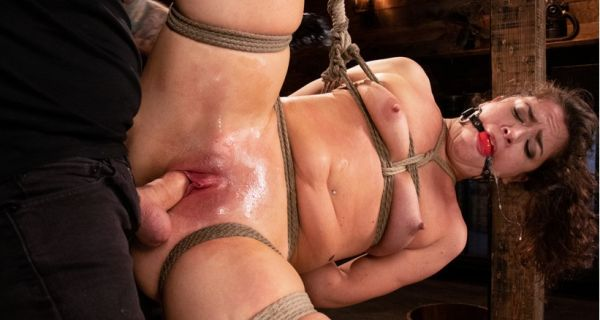 Victoria Voxxx: Bound, Beaten, and Thoroughly