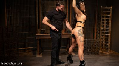 TSSeduction – February 18, 2020 – Ricky Larkin, Eva Maxim