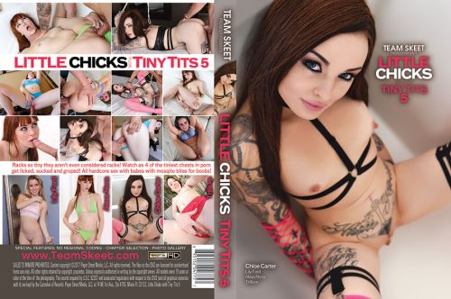 Little Chicks With Tiny Tits 5 (2018)