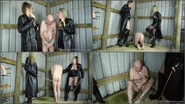 Owned Cunt [TheEnglishMansion] Mistress Evilyne (1.05 GB)
