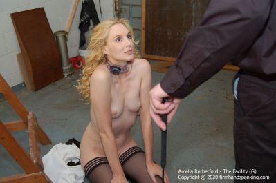 FirmHandSpanking - Amelia Rutherford - The Facility - G