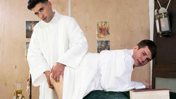 YF - Altar Training - Father Gallo & Dakota Lovell