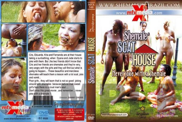 Shemale Scat House - MFX - 548 (Year 2007)