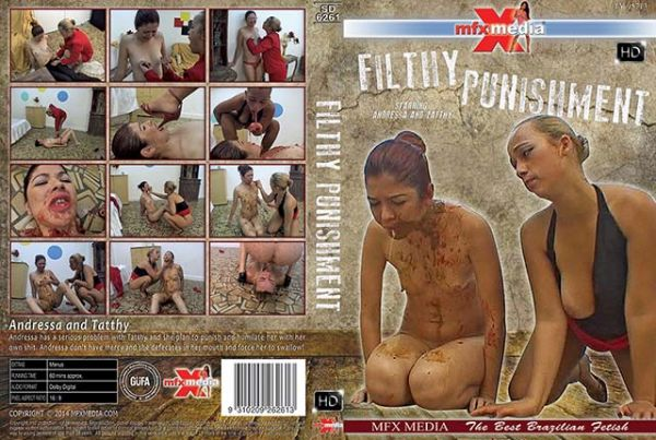 Filthy Punishment - SD-6261 (Year 2014 / HD Rip 720p)